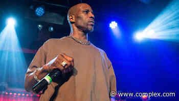 DMX Recounts Being Given Blunt Laced With Crack by His Mentor When He Was 14 - Complex