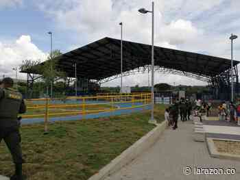 Inauguran moderno complejo deportivo en el municipio de Chinú - LA RAZÓN.CO