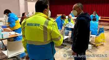Capannori, al via la distribuzione delle mascherine della Regione - LuccaInDiretta