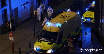 Ziekenwagen bekogeld in Brusselse Ganshoren - SCEPTR