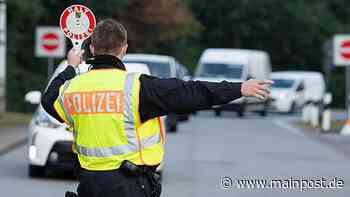 Zu fünft im Auto bei Heustreu: Jugendliche verstoßen gegen Corona-Regeln - Main-Post