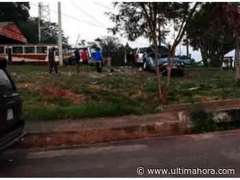 Una joven murió en accidente de tránsito en San Estanislao - ÚltimaHora.com