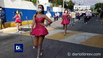 En acto simbólico Antiguo Cuscatlán conmemora el 15 de septiembre - Diario Libre