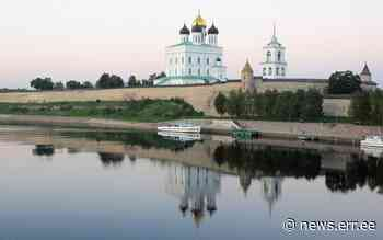 Võru, Russia's Pskov launch creative enterprise cooperation project - ERR News