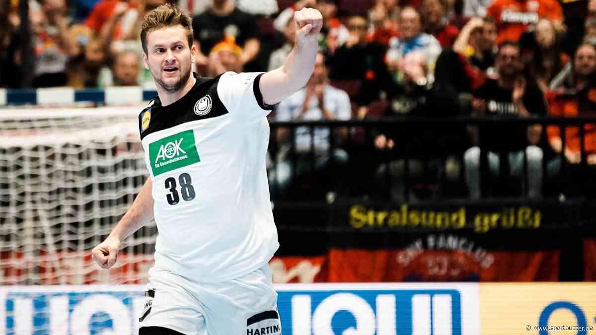 """""""Ich akzeptiere das"""": Recke Fabian Böhm reist frühzeitig von der Nationalmannschaft ab - Sportbuzzer"""