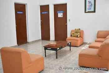 DIF de Matehuala innova áreas y calidad en el servicio - Código San Luis