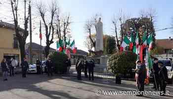 8 novembre 2020 il Comune di Pogliano Milanese ha ricordato i Caduti di tutte le guerre, Giornata dell'Unità Nazionale e Giornata delle Forze Armate. - Sempione News