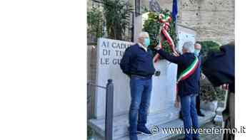 Monte Giberto, cerimonia di commemorazione dei caduti nelle due guerre mondiali - Vivere Fermo