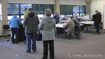 The reason Alaska has still counted only half of its ballots