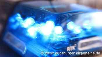 Aresing-Unterweilenbach: 20-Jähriger fährt mit Auto gegen einen Gartenzaun   Aichacher Nachrichten - Augsburger Allgemeine
