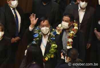 Descartan la ceremonia de asunción de mando en las ruinas de Tiahuanaco - EL DEBER