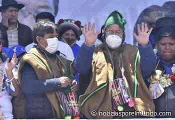 ▷ Arce y Choquehuanca serán posesionados en una ceremonia en Tiahuanaco - Noticias Bolivia - Noticias por el Mundo
