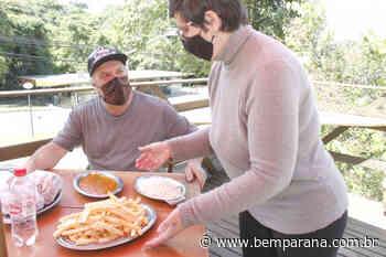 Curitibanos começam a 'sair da toca' e o comer fora de casa volta a ganhar força - Bem Paraná