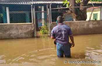 Lluvias afectaron 15 casas en Ocumare de la Costa - El Periodiquito