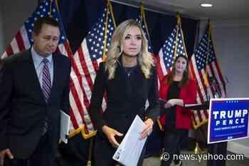 Fox News pulls plug on Trump spokeswoman making baseless claims of fraud