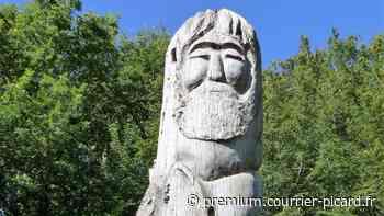 Ces héros légendaires picards : le géant de Corbie - Courrier picard