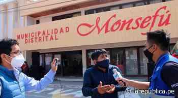Lambayeque: promueven revocatoria de alcalde de distrito de Monsefú LRND - LaRepública.pe
