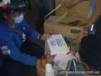 Donan insumos a centro de alojamiento en Santa Teresa del Tuy - Últimas Noticias