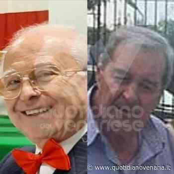VENARIA-DRUENTO - Associazioni in lutto per la morte di Italo Rocchetti e Giacinto Cargnino - QV QuotidianoVenariese
