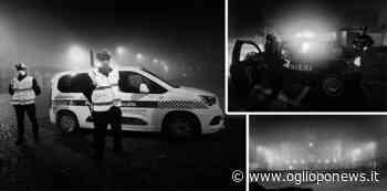 Casalmaggiore, primo sabato del secondo lockdown tra nebbia e persone speciali - OglioPoNews