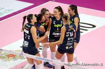 Volley A1/F: Casalmaggiore-Monza apre l'undicesima giornata. Cuneo riposa - IdeaWebTv