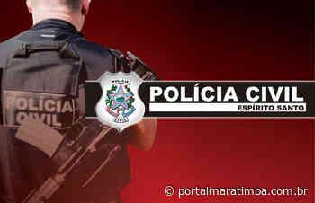 Polícia Civil: Polícia Civil de Ecoporanga prende suspeito de tentativa de homicídio - Portal Maratimba