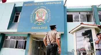 Lambayeque: Policía investiga asesinato de obrero en la ciudad de Ferreñafe LRND - LaRepública.pe