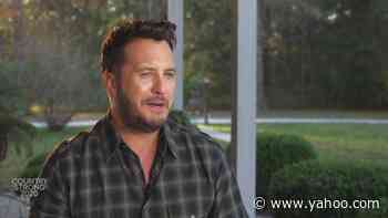 Luke Bryan on spending quality time with his family during the COVID-19 pandemic - Yahoo! Voices