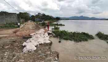 Gobernación adelanta trabajos para mitigar la erosión en Achí y Montecristo - Caracol Radio