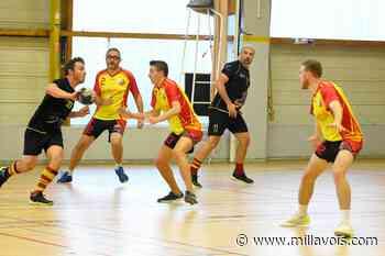 Handball. Millau s'incline face à Grabels - Millavois.com