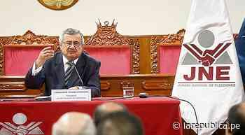 Julio Guzmán   Red Cuellos Blancos del Puerto también infiltró el Jurado Nacional de Elecciones   Ministerio - LaRepública.pe