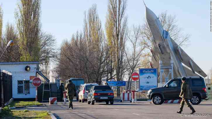Russian soldier kills three officers in attack at military base - CNN