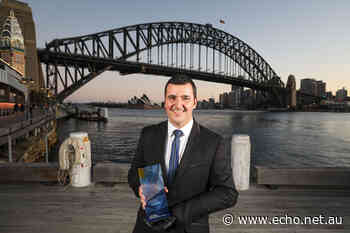 Lismore pilot NSW Young Australian of the Year – Echonetdaily - Echonetdaily