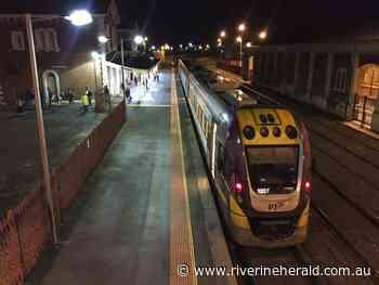 Echuca train line set for upgrade works - Riverine Herald