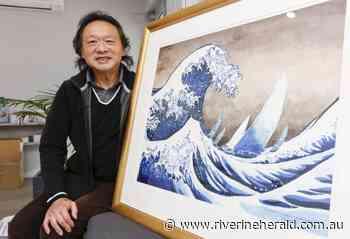 Artist Jon Lam to showcase work in Echuca - Riverine Herald