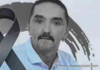 En presunto intento de robo, asesinan a concejal en Yacopí, Cundinamarca - El Espectador