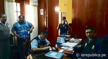 Moquegua: Fiscalía allana oficinas de municipalidad de Torata | lrsd - LaRepública.pe