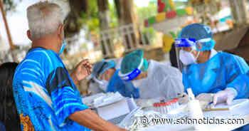 Realizan 300 pruebas PCR para detectar COVID-19 en Sonzacate, Sonsonate - Solo Noticias