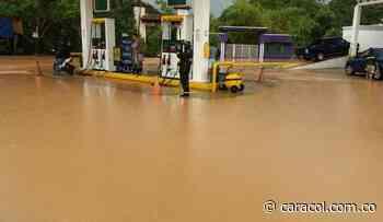 Lluvias afectan el municipio de Carmen de Apicalá - Caracol Radio