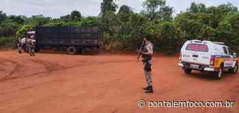 Polícia Militar realiza Operação Saturação Rural em Monte Alegre de Minas e Região - pontalemfoco.com.br