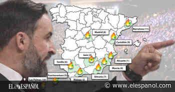 """Los 11 polvorines abiertos en Vox por la rebelión de militantes: """"O dices sí bwana o van a por ti"""" - El Español"""