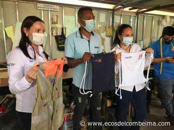 Más de 1.000 artículos con material reciclable fabricaron excombatientes en Icononzo - Ecos del Combeima