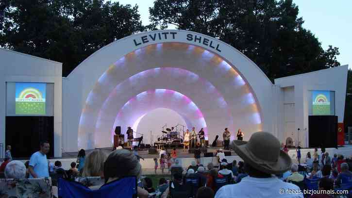 Levitt Shell attempts to reinvent itself amid COVID, looks to capitalize on venue rentals
