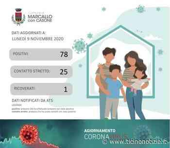+++ COVID: a Marcallo con Casone un solo ricoverato +++ | Ticino Notizie - Ticino Notizie