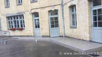 Saint-Omer: l'école Jules-Ferry mise aux normes pour les enfants en situation de handicap - La Voix du Nord
