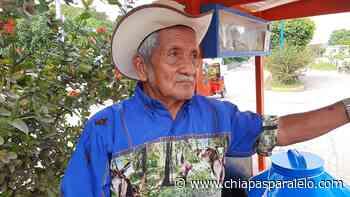 Don Rey, último nievero de Acala - Chiapasparalelo