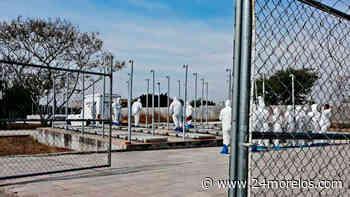 Fracasa validación de perfiles genéticos en fosas de Jojutla - 24 Morelos