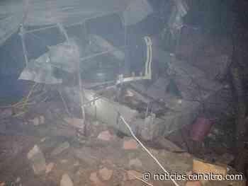 Autoridades investigan autores de ataque con explosivos en El Tarra - Canal TRO