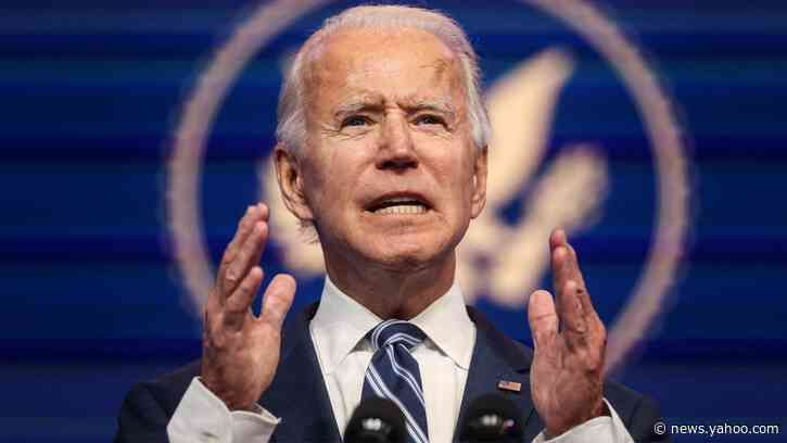 'It's an embarrassment': Biden takes aim at Trump's refusal to concede, defends Obamacare