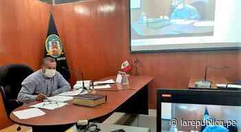 Cajamarca: Juzgado Penal de Cajabamba inició jornada de audiencias virtuales   LRND - LaRepública.pe